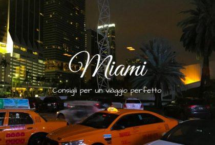 Miami consigli