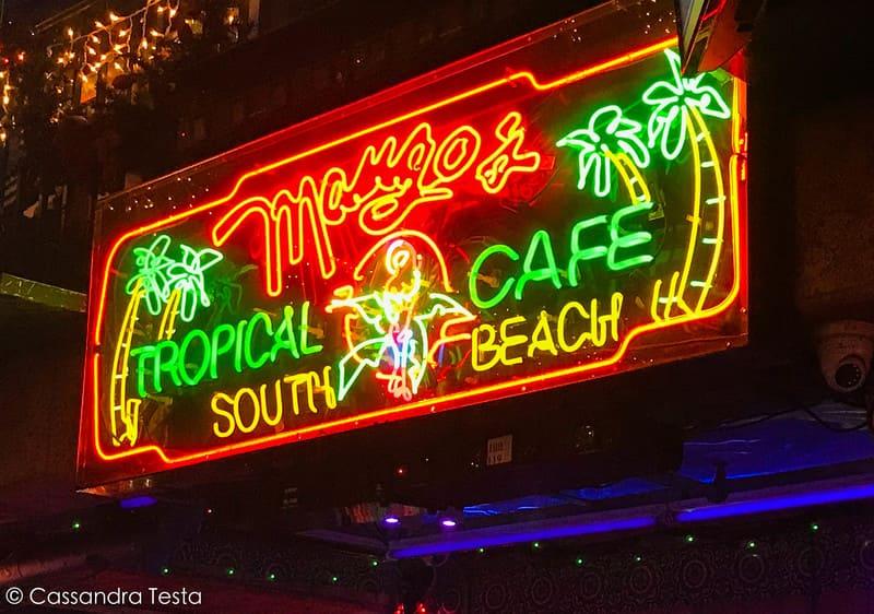Mango's Tropical Cafè, South Beach