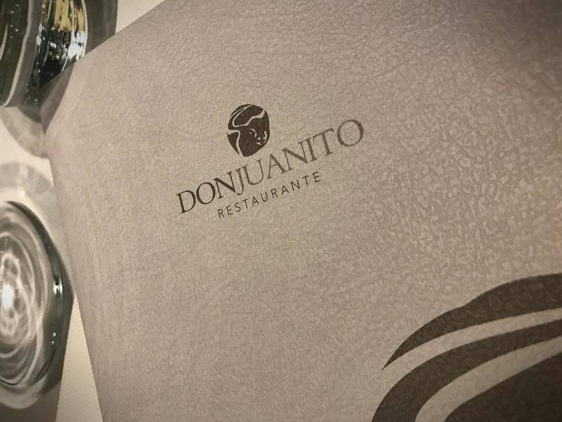 Menu Don Juanito, Milano