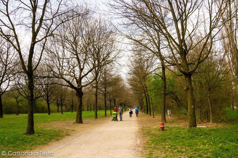 Parco Nord di Milano