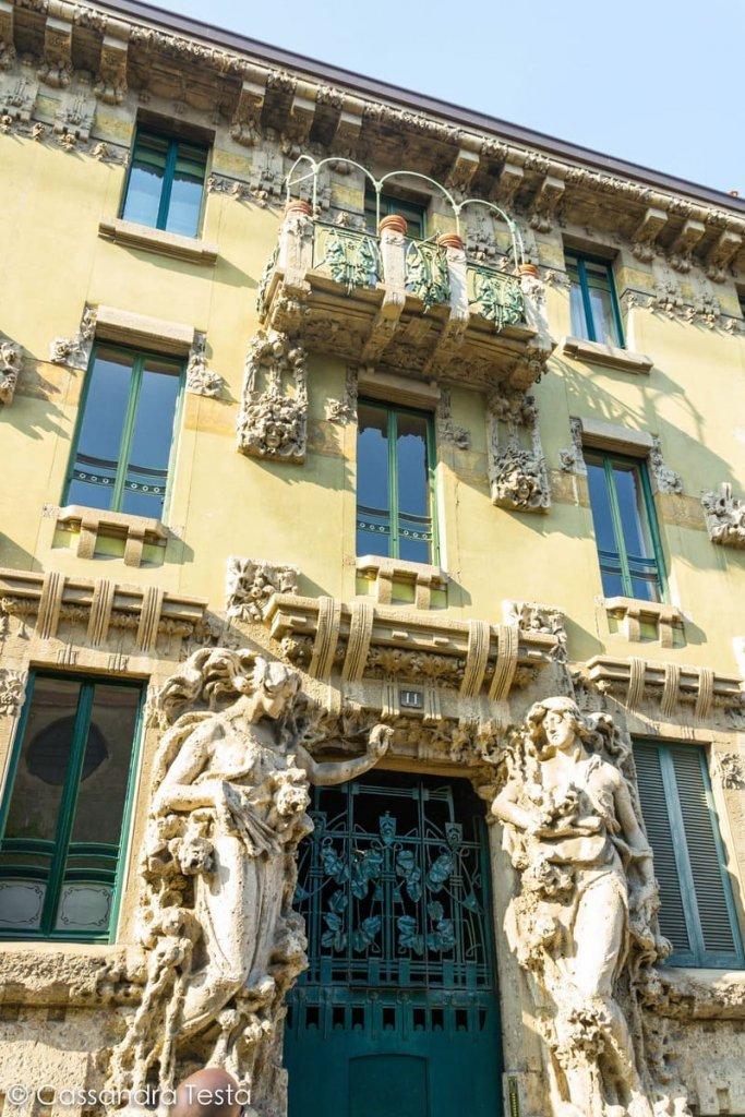 Casa Campanini, Milano