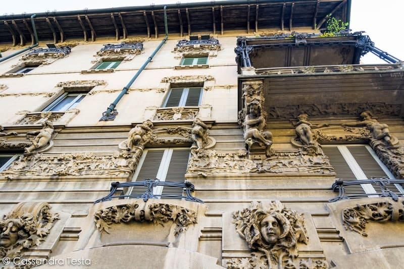 Casa Guazzoni, Milano