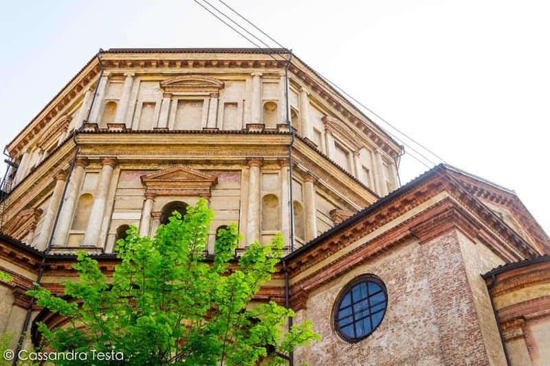 Chiesa di Santa Maria della Passione, Milano