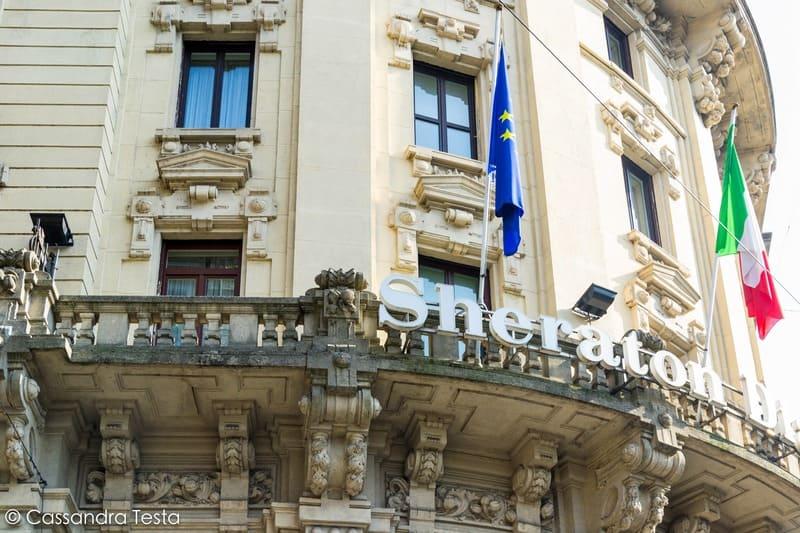 Hotel Sheraton Diana Majestic, Milano