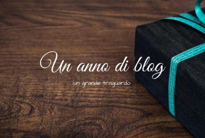 Un anno di blog