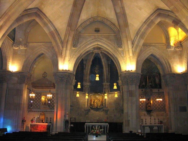 La Cripta de La Sagrada Familia