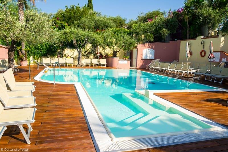 Piscina Azzurra - Villa Giada Resort