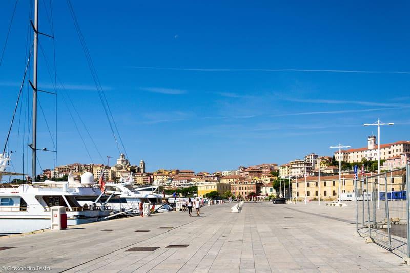 Porto di Imperia San Maurizio