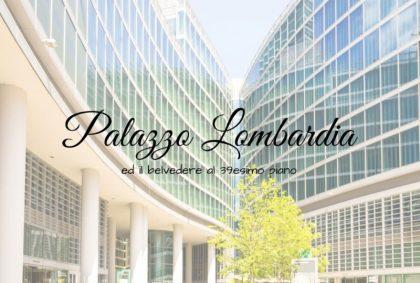 Titolo Palazzo Lombardia