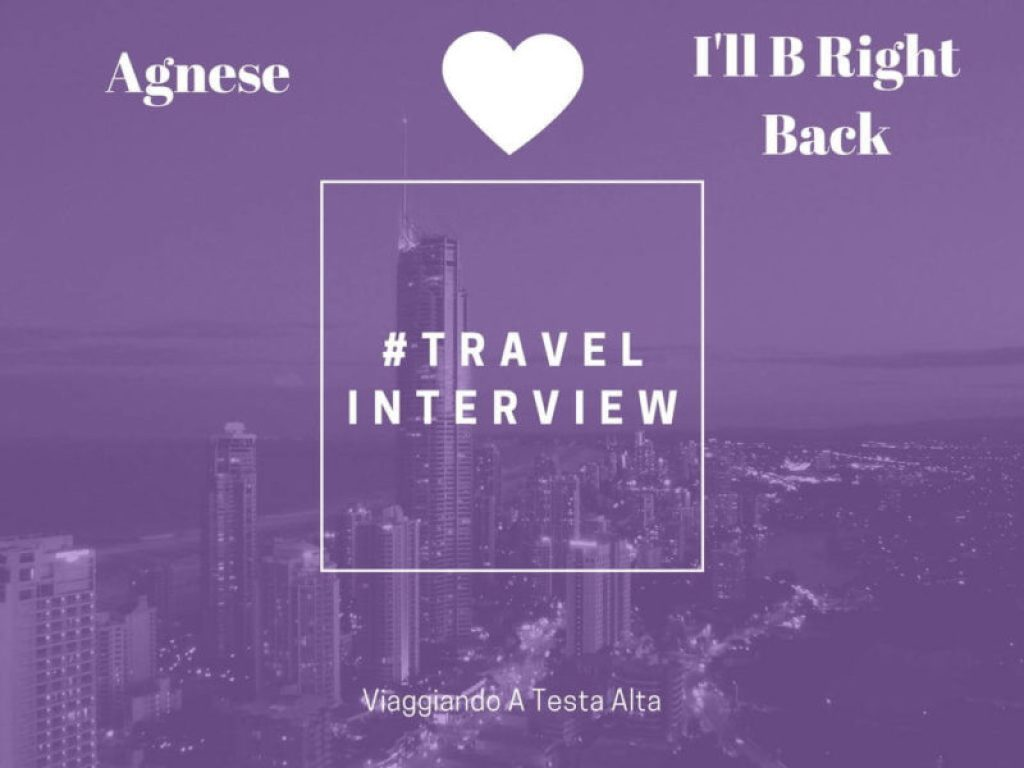 Travel Interview Agnese