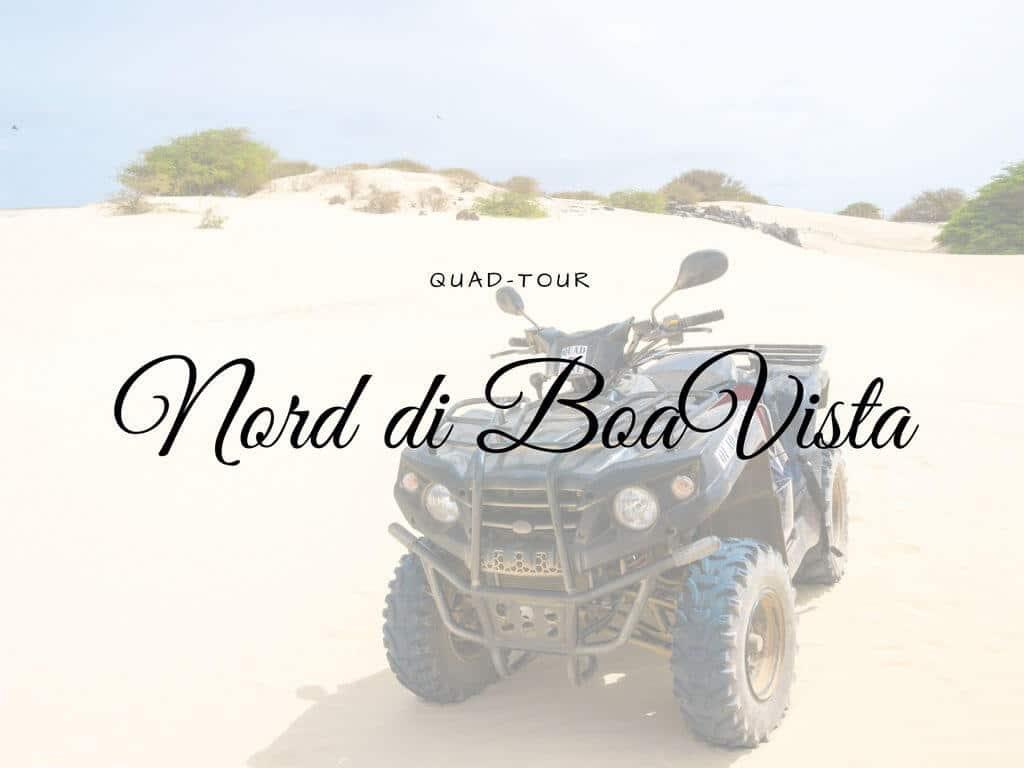 Quad tour Nord di BoaVista