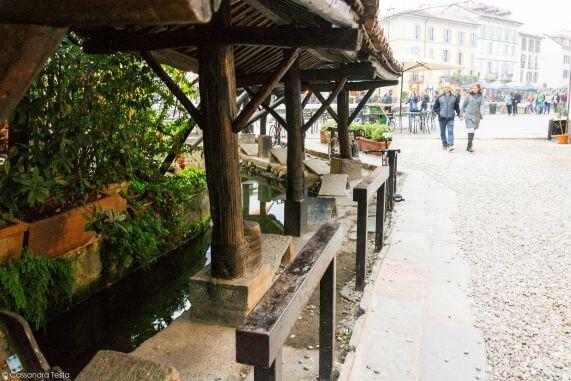 Vicolo Lavandai, Milano