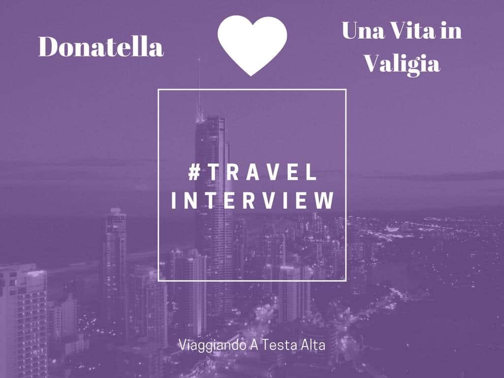 Travel Interview Donatella