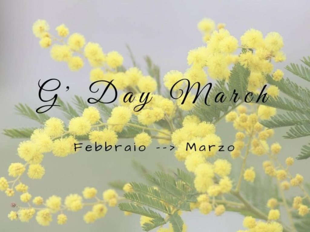 G' Day March