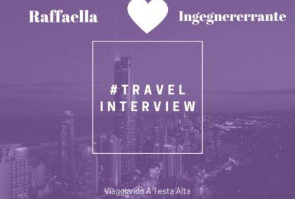 Travel Interview Raffaella
