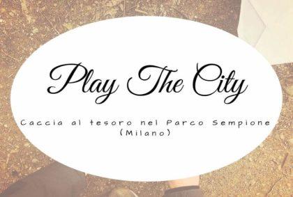 Caccia al tesoro di Play The City nel Parco Sempione a Milano