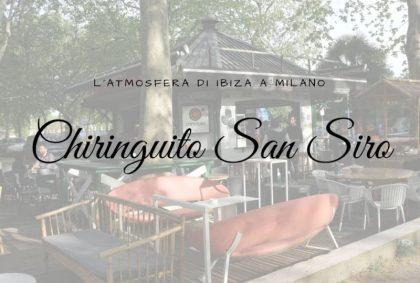 Chiringuito San Siro, l'atmosfera di Ibiza a Milano