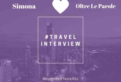Travel Interview Simona