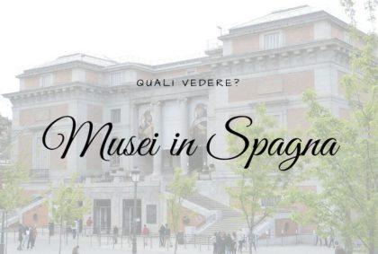 Musei in Spagna
