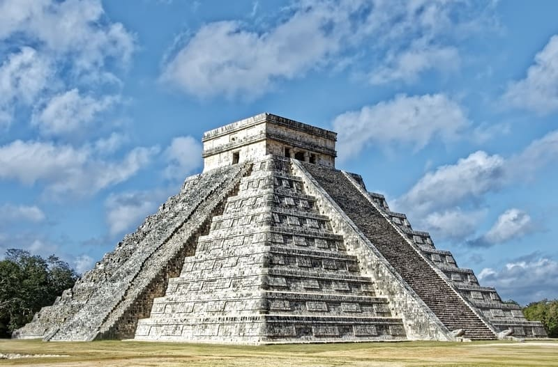 Chichen Itza - Messico