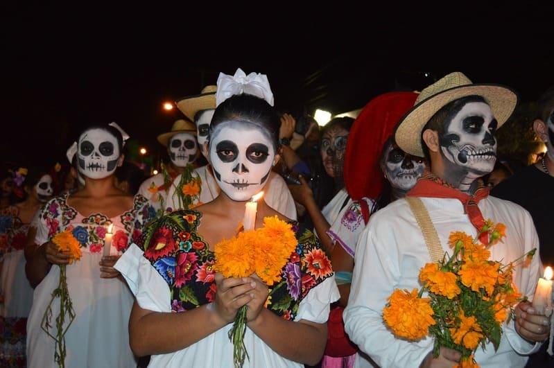 Dia De Los Muertos - Messico