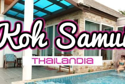 KOH SAMUI: stanza con piscina privata e spiaggia da sogno ✨ Thailandia Giorno 5 [VIDEO]
