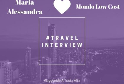 Travel Interview Mondo Low Cost