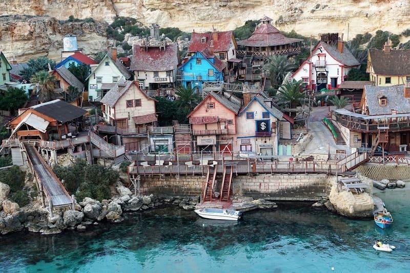 Popeye's Village, Malta