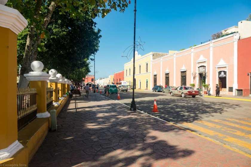 Case coloniali, Valladolid
