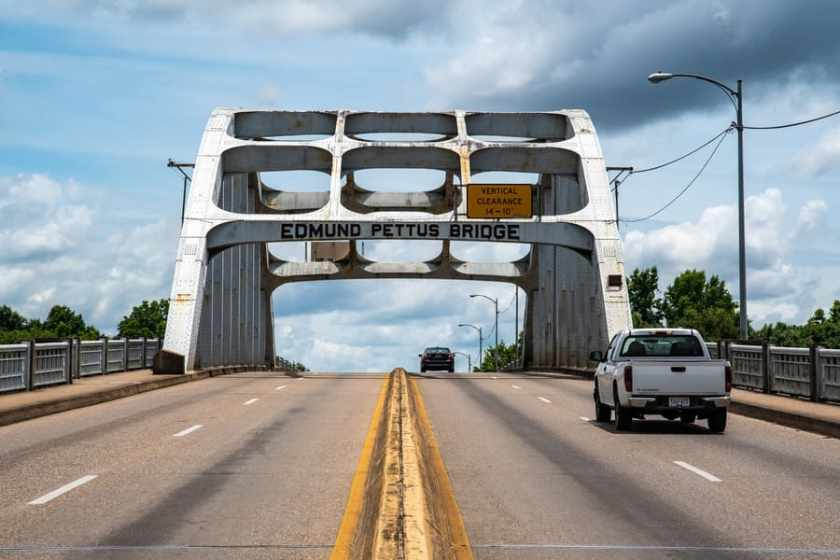 Selma Edmun Pettus Bridge