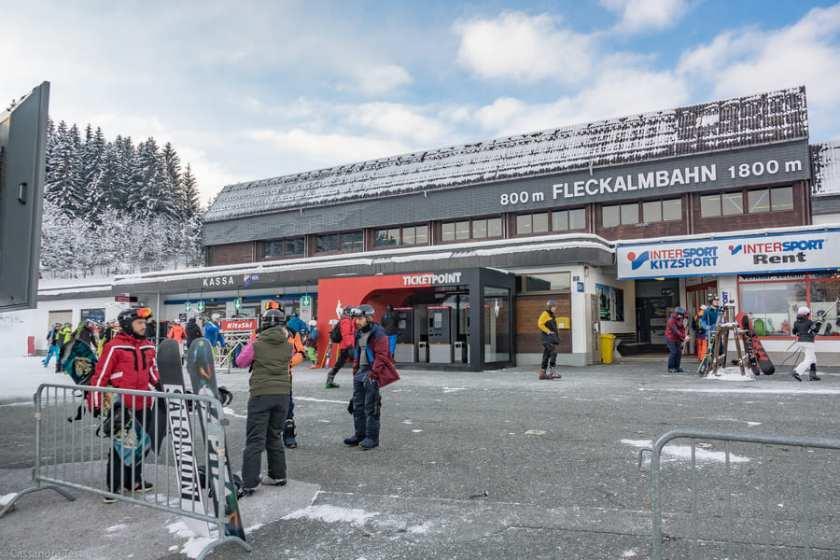 Stazione di partenza Kirchberg in Tirol