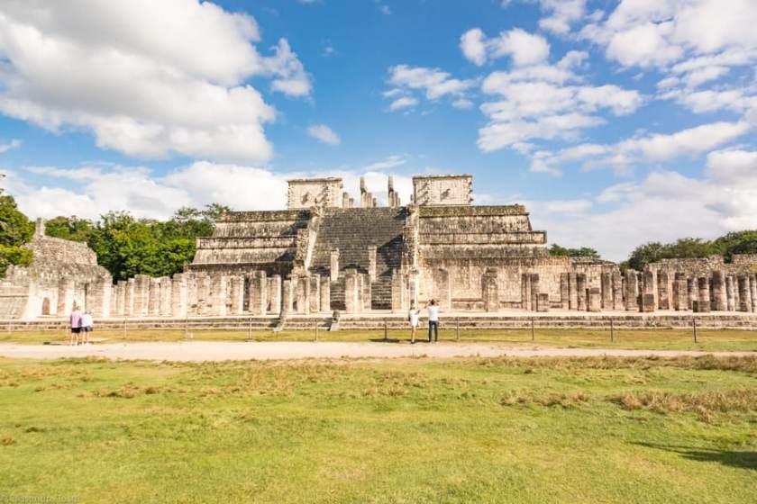 Tempio delle 1000 Colonne, Chichen Itza