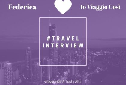 Travel Interview Federica