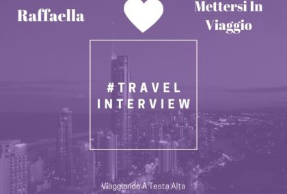 Travel Interview Raffaella