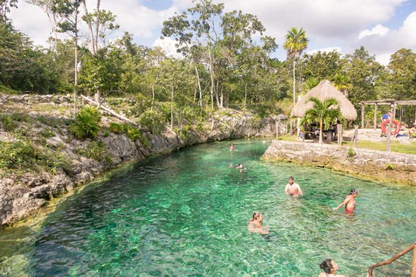 Cenote Zazil Ha
