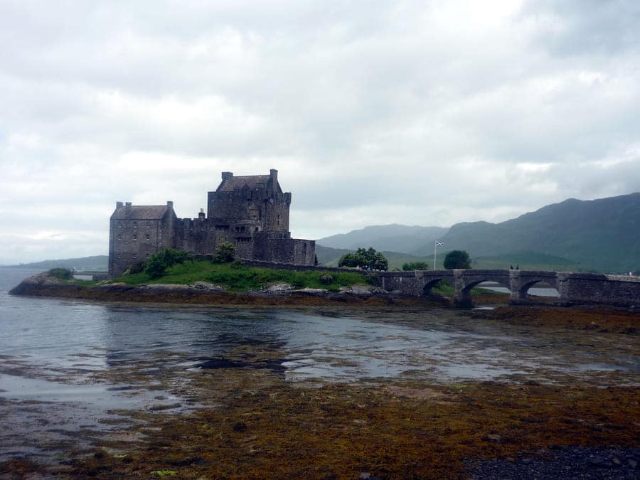 Elian Donan Castle Scozia UK