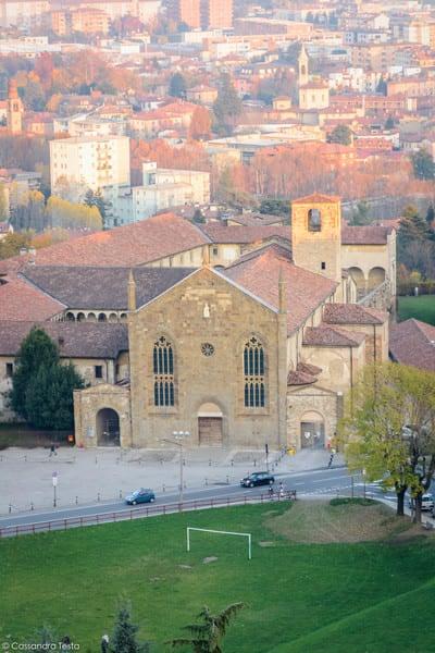 Ex Monastero di S.Agostino, Bergamo