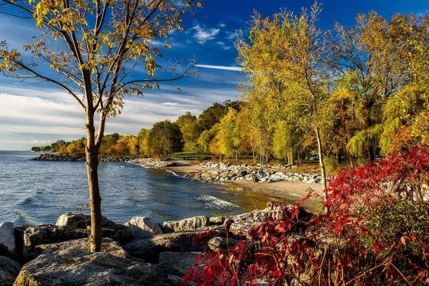 Lago Ontario, Canada