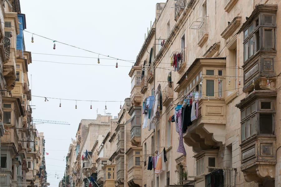 Republic Street, Malta