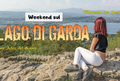 Weekend sul lago di garda