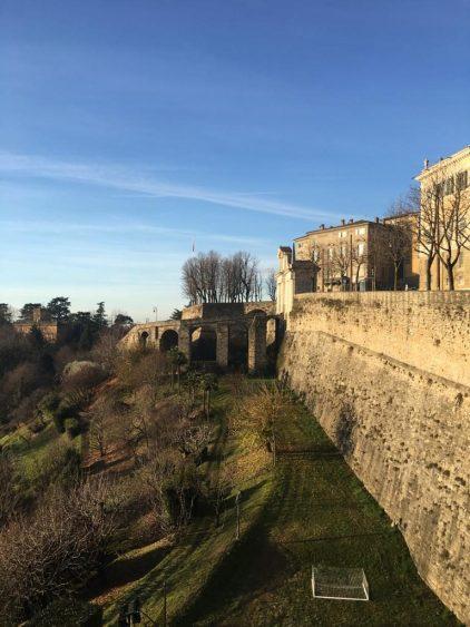 Mura Venete patrimonio dell'UNESCO a Bergamo
