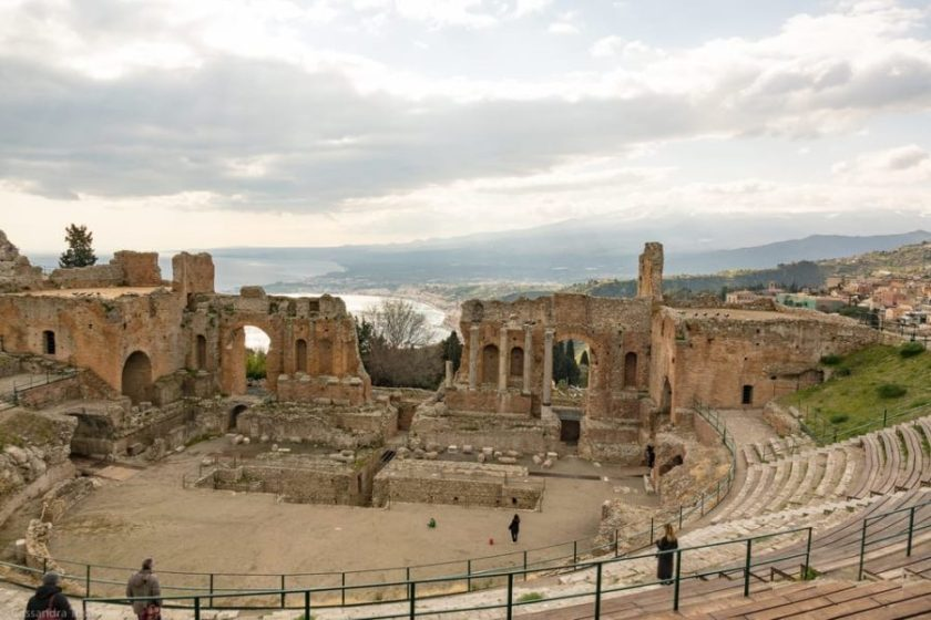Teatro di Taormina