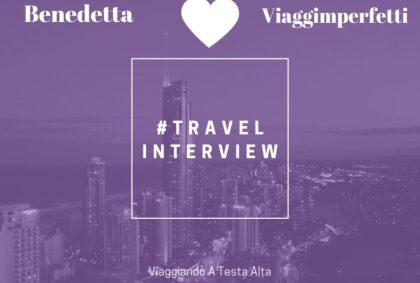 Travel Interview Benedetta