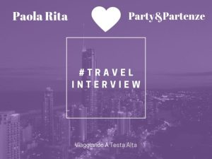Travel Interview Paola Rita