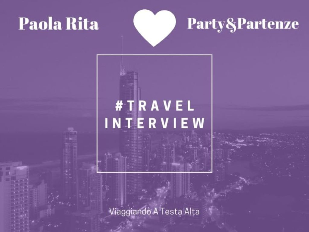 Travel Interview Paola Rita