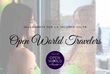 Open World Travelers di Momondo: selezionata per la seconda edizione