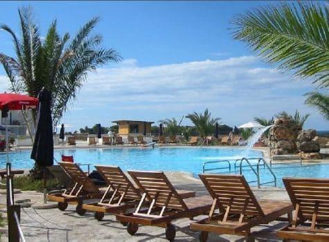 Piscina Porto Selvaggio Resort