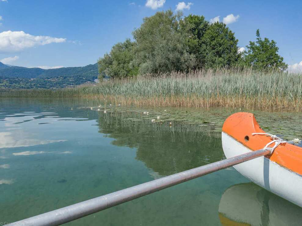 Canneto Lago di Pusiano