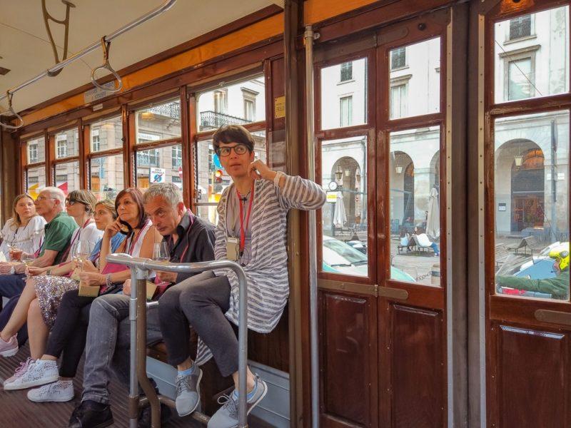 Visita di Milano in tram