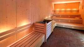 sauna andalo